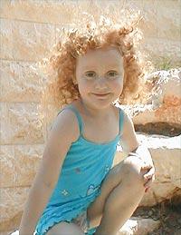 Софи Шор, 3,5 года