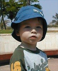Юваль, 2 года