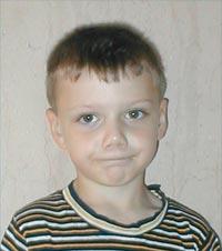 Рудольф, 6 лет