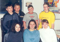 ученики школы Teleor