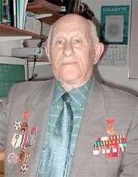 Вильям Сандеров - доктор наук из Зеленограда